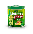 NewLabs Matchá instantâneo sabor Abacaxi c/ Hortelã - 200 Gr