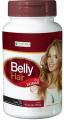 Natural Green Belly Hair Woman - 60 cápsulas